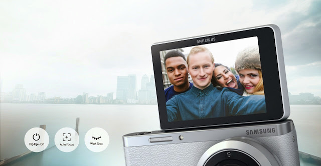 كاميرا NX mini (9mm) من SAMSUNG
