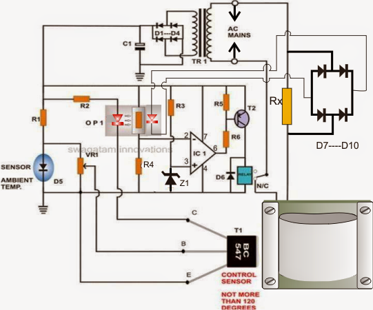 Single Phase Preventer Circuit - Making Easy Circuits