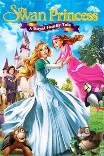 The Swan Princess: A Royal Family Tale (2014) เจ้า หญิง หงส์ ขาว