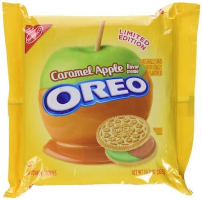 Caramel Apple Oreos