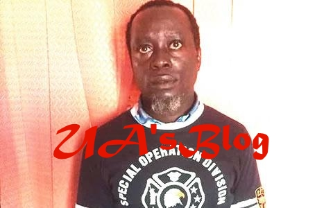 The Ex Emzor Worker, Madubuike Who Sold Codeine To BBC Has Being Arrested (Photo)