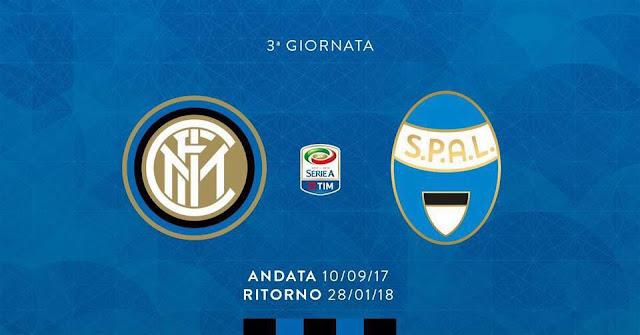 Inter Milan vs SPAL  Full Match & Highlights 10 September 2017