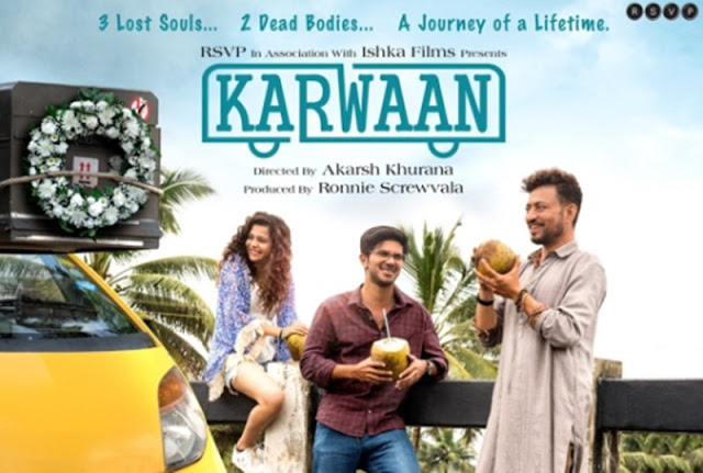Karwaan: Movie Budget, Profit & Hit or Flop on Box Office Collection