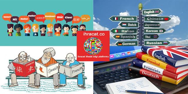 dil öğrenmek, foreign language