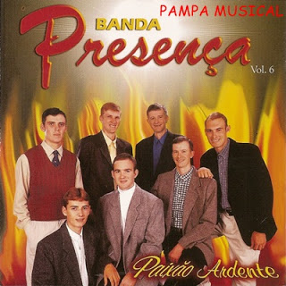 Musicas Del Mercosur: Banda Presença - Discografia Completa (14 CDS)