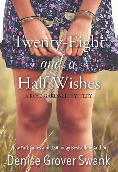 http://www.amazon.com/Twenty-Eight-Half-Wishes-Gardner-Mystery-ebook/dp/B0058UXHHK/ref=sr_sp-btf_title_1_1?s=digital-text&ie=UTF8&qid=1408726566&sr=1-1&keywords=twenty+eight+and+a+half+wishes
