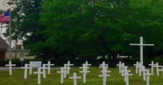 Memorial Day Crosses For Fallen Soldiers Removed After Single Complaint