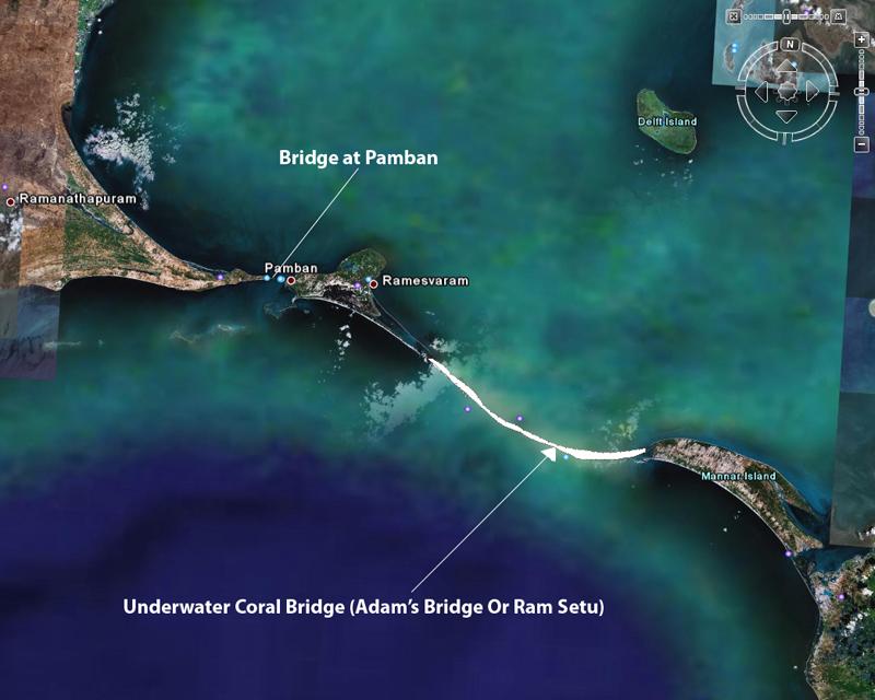 Bermuda Triangle Google Earth Map - Satellite View - BERMUDA ...