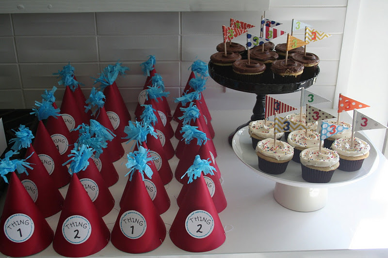 Dr Seuss Birthday Party Ideas Oahu