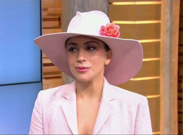 Lady Gaga Interviewed on Good Morning America