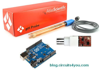 pH Sensor Arduino Interfacing