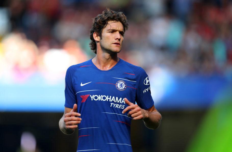 Marcos Alonso Beberkan Faktor Kesusahan Sarri di Chelsea