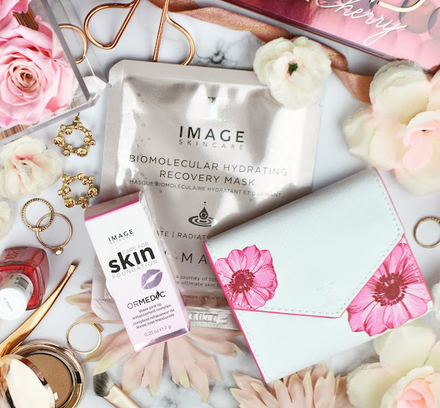 Valentines Pampering, With Image Skincare & Babushka PR | Ormedic Lip Enhancing Complex & Biomolecular Hydrating I Mask, Lovelaughslipstick Blog