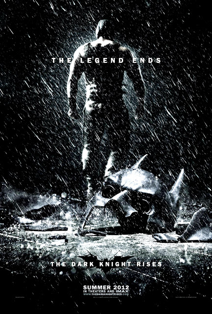 The Dark Knight Rises New Poster
