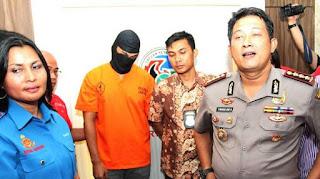 artis Restu Sinaga ditangkap polisi dalam kasus narkoba