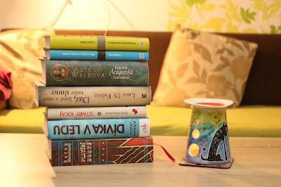 Knihy které mě zasáhly v roce 2016