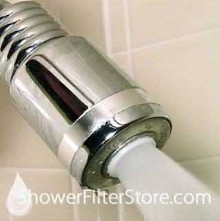 OMICA SHOWER FILTER FOR HARD WATER THAT REMOVES CHLORINE