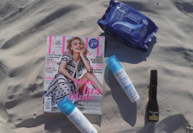 najlepsze kosmetyki na lato