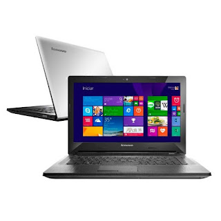 Notebook Lenovo G40