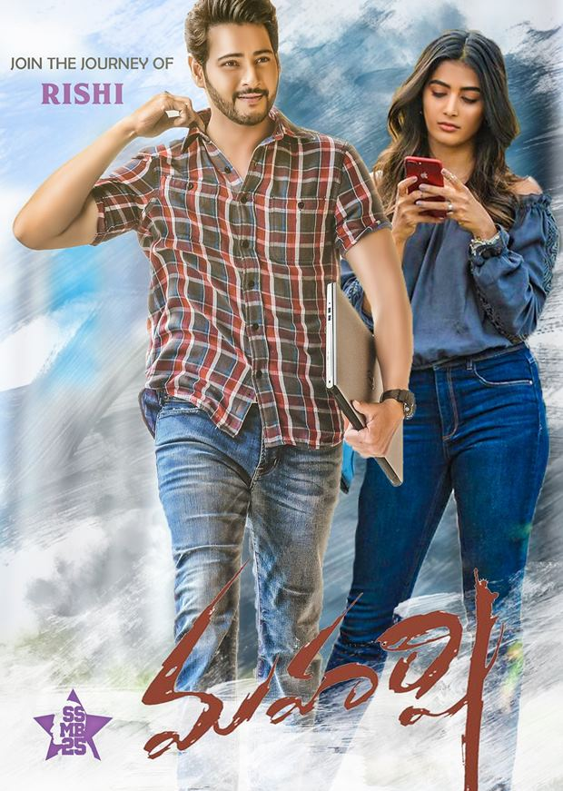 Maharshi 2019 Telugu Movie 720p Pre-DVDRip x264 1.4GB