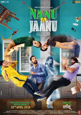 Nanu Ki Jaanu 2018 Hindi Movie Download Hd In pDVDRip 700Mb