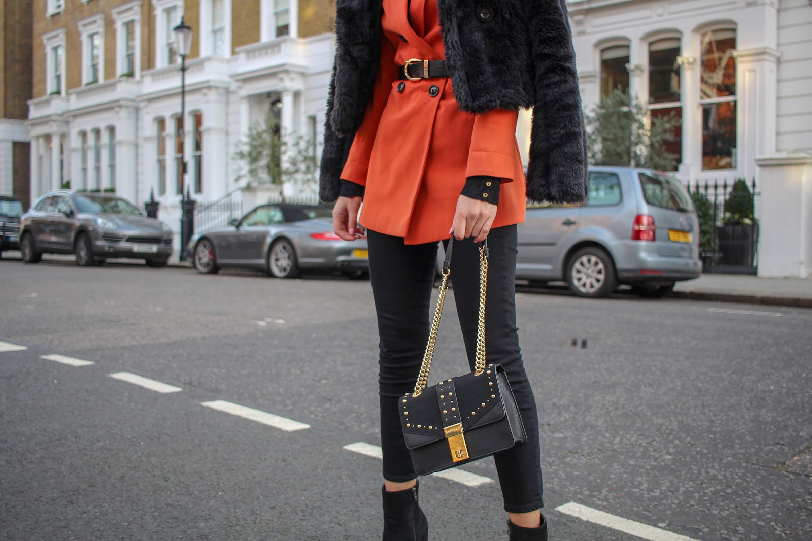 winter fashion layering