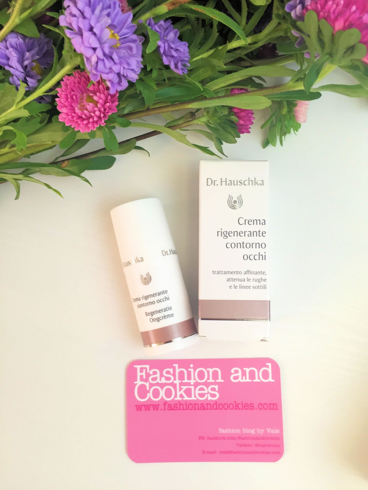 Dr Hauschka Crema rigenerante contorno occhi on Fashion and Cookies beauty blog, beauty blogger