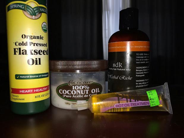 Hair De La Cr Hot Oil Treatment Day