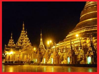 wisata myanmar, wisata thailand