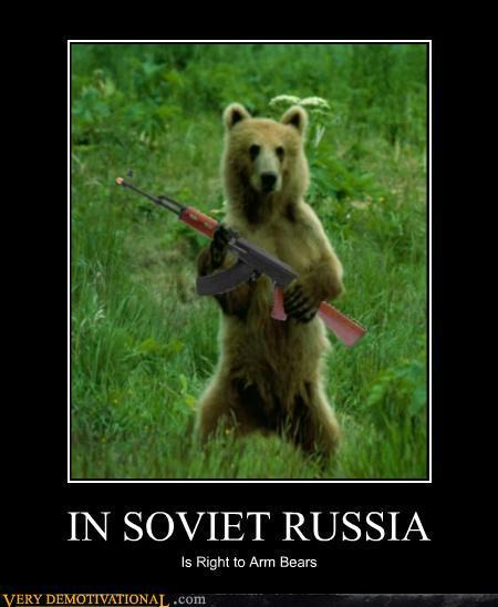 Greersworld: In Soviet Russia