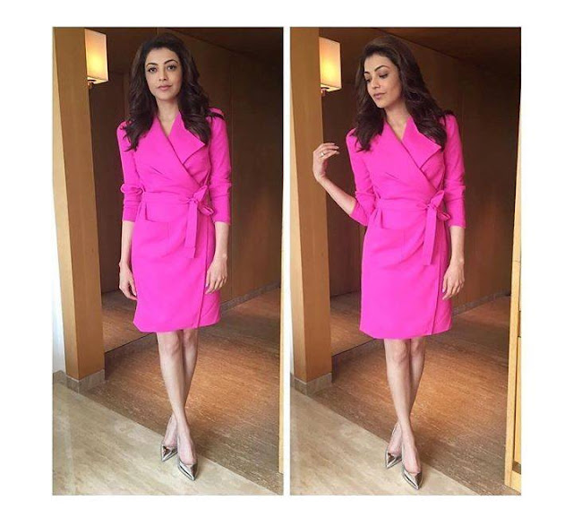 Actress Kajal Agarwal Latest HD Photos 2016