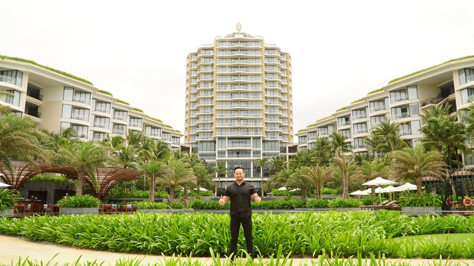 Ghé thăm khách sạn Interconiental Phú Quốc