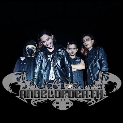 "Angel Of Death Lepas Single Terbaru ""Menentang Surga"""