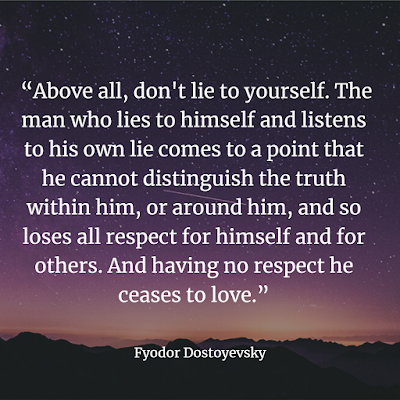 Fyodor Dostoyevsky Quote about love