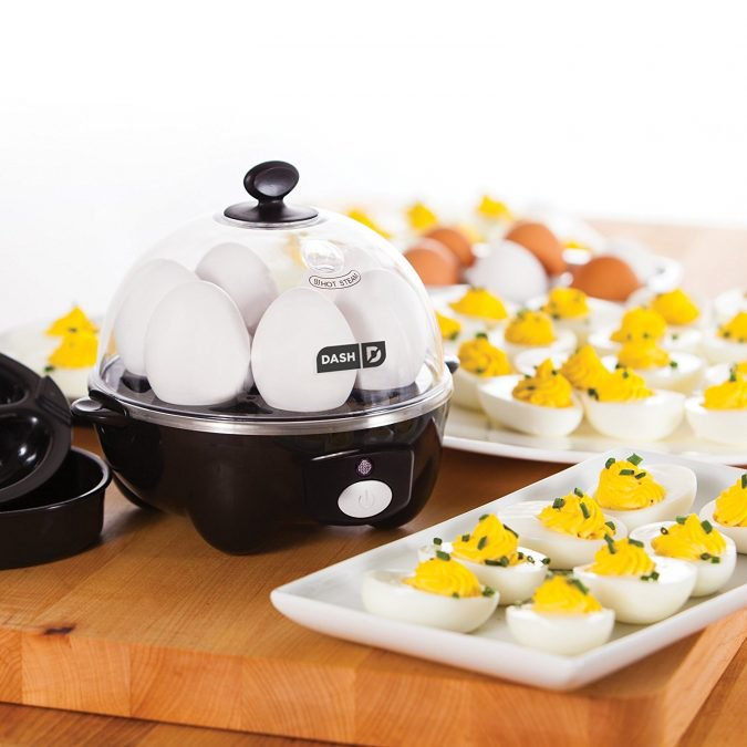 29 Life-Saving Kitchen Inventions We Wished We Had In Our Own House - Dash Rapid Egg Cooker