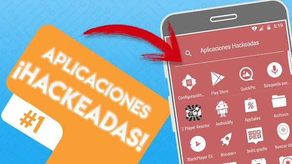 [TOP 5] Mejores Aplicaciones HACKEADAS Para Android  2017 APKS PREMIUM GRATIS