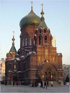 โบสถ์เซนต์โซเฟีย (St. Sophia Church)