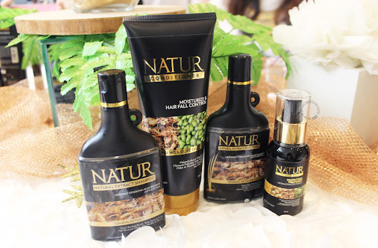 "Event Report : Natur Hair Care ""Hair Beauty Dating"" - JESSICA ALICIA'S BEAUTY BLOG ∞"