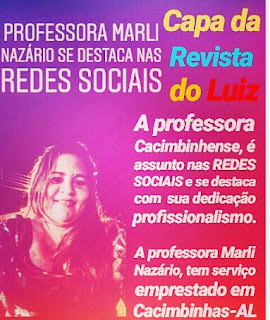 Professora é assunto nas redes sociais.