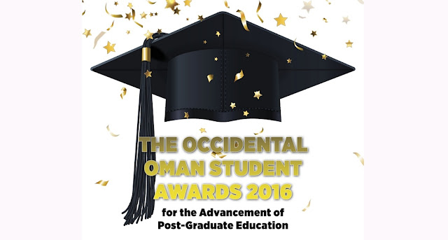 PR | Occidental of Oman Supports Student Awards to Promote Post-Graduate Education