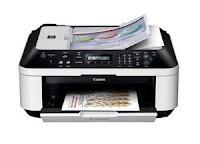 Inkjet printer is fantabulous for purpose dwelling or component subdivision Canon Pixma MX360 Printer Driver Download