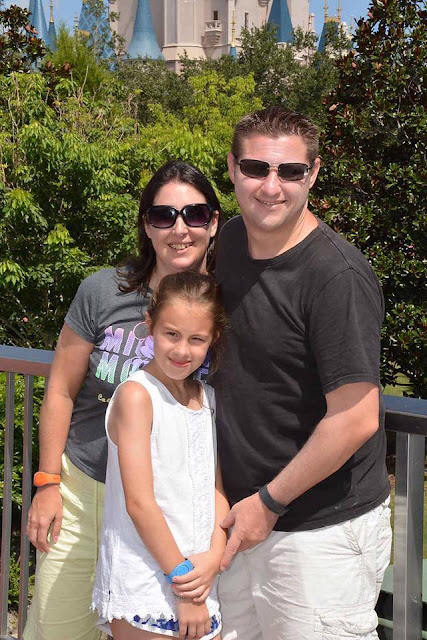 Blogger The Life Of Spicers family at Disney World Florida