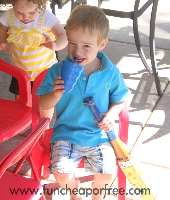 96bfb3f643b7 My son s entire Summer wardrobe is furnished by Walmart. His plaid shorts  and most of his t-shirts are all from Walmart. (The blue polo he s wearing  in this ...