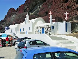 Santorini Monastyr
