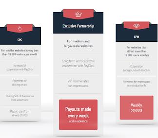 PayClick Jaringan Iklan Yang Menguntungkan dan Terbukti Membayar