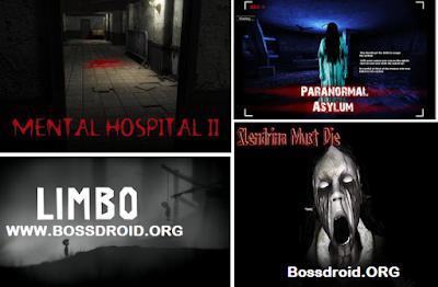 4 Game Horror Terbaik Android Versi Terbaru Lengkap