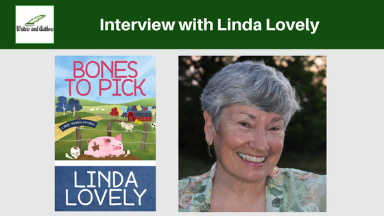 Interview with Linda Lovely @LovelyAuthor