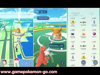 Hack ap trung pokemon go