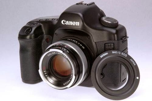 Lensa Manual Full Frame Murah