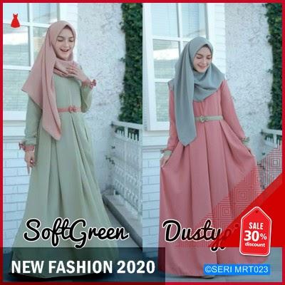 MRT023R162 Revalina Dress Terbaru Kekinian BMGShop